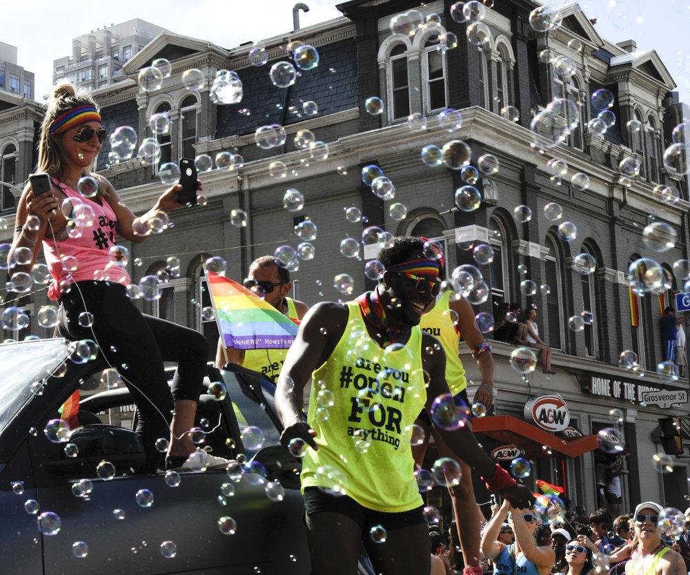 Toronto 2016 Pride festival