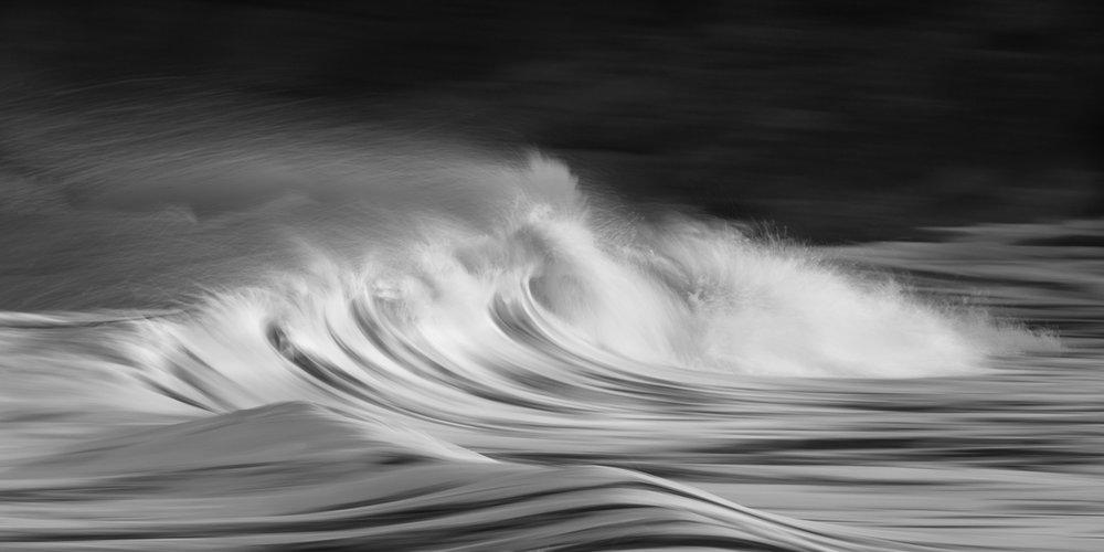 Silken Surf | Tiger Stripes 1