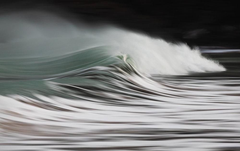 Silken Surf | A Touch of the Orient