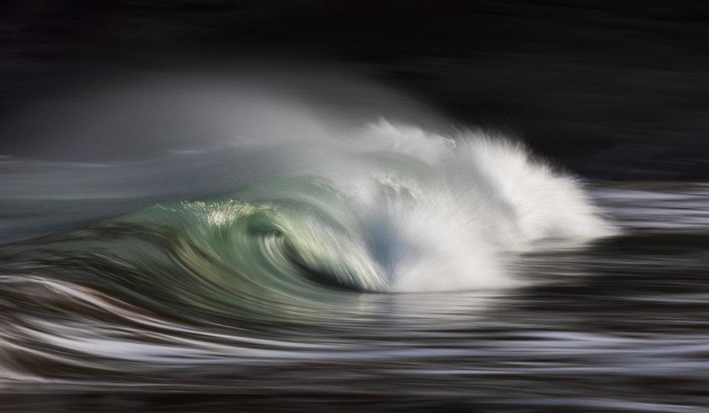 Silken Surf | Jade Curl