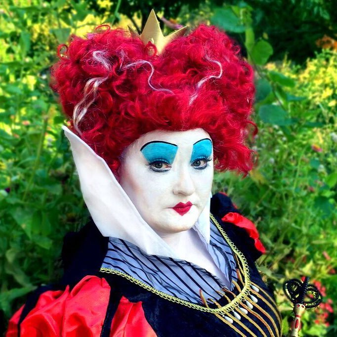 Queen of Hearts - Practical Effects