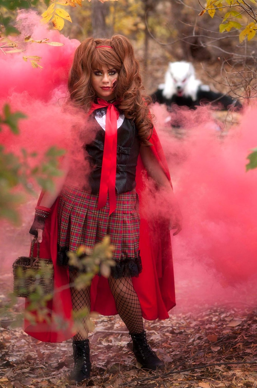 Photo: Schelton Photography / Hair: Costumes and Couture / Model: Josie Carol Anderson