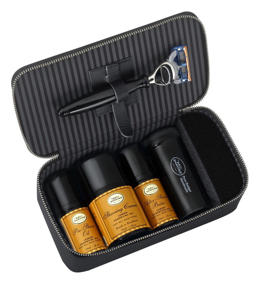 Lemon Essential Oil Travel Kit ($150)