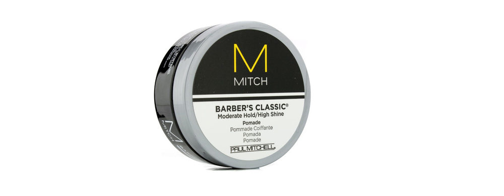 Mitch Barber's Classic Pomade by Paul Mitchell ($21.99)