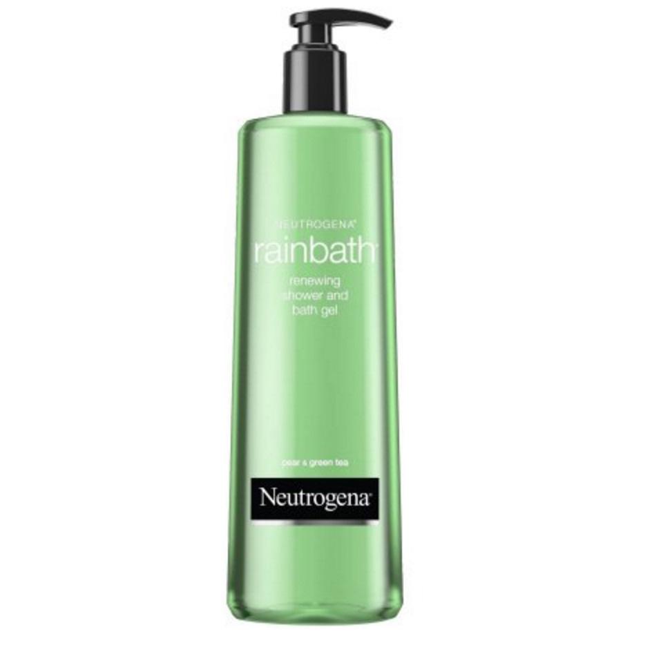 Neutrogena Rainbath Pear & Green Tea Renewing Shower and Bath Gel