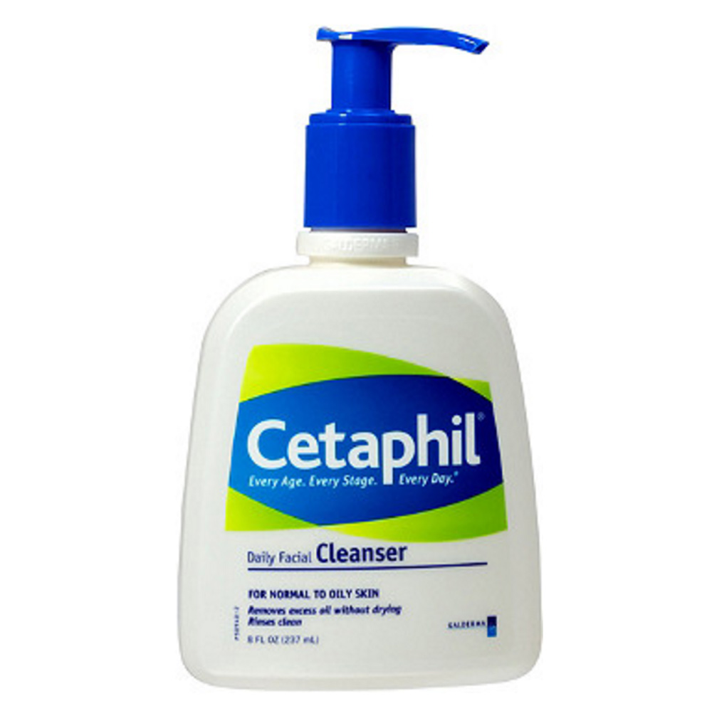 Cetaphil Daily Facial Cleanser ($3.49 -  $14.49)