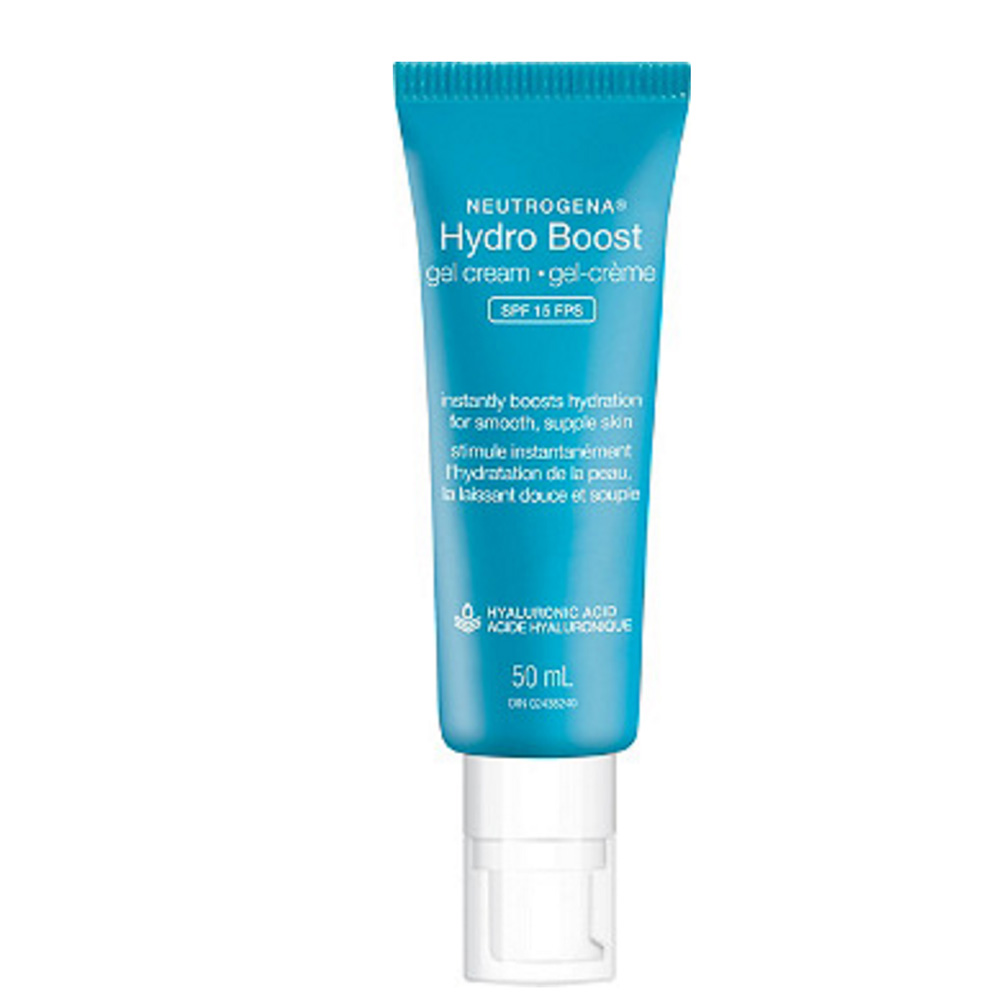 Neutrogena Hydro Boost water gel SPF ($19.99)