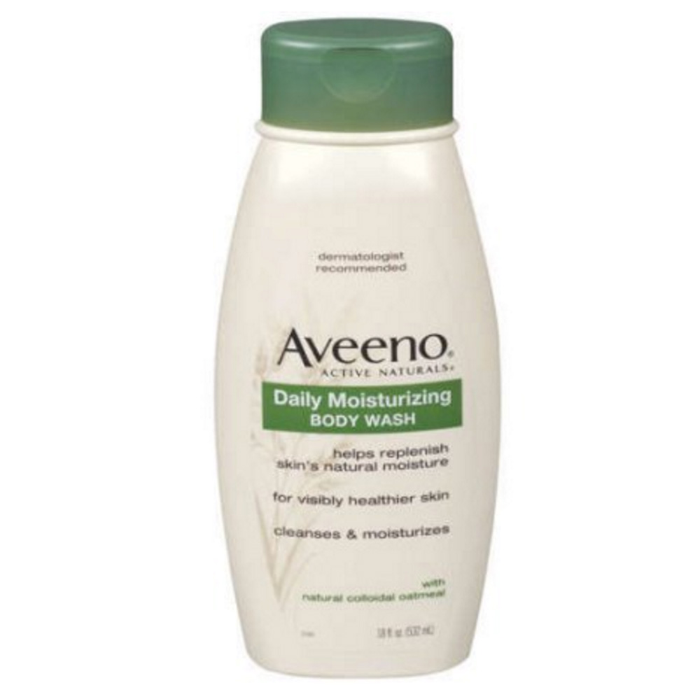 Aveeno Active Naturals Daily Moisturizing body wash ($6.68)