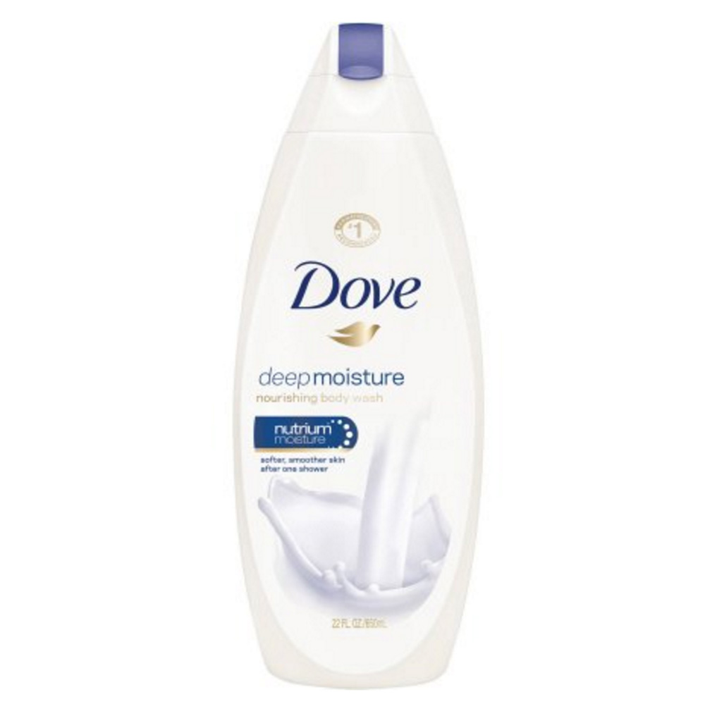 Dove Deep Moisture Body Wash ($4.92 -$7.79)