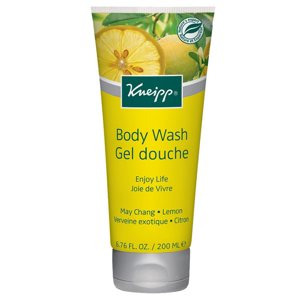 Kneipp Body Wash – Enjoy Life – May Chang & Lemon ($15.50)