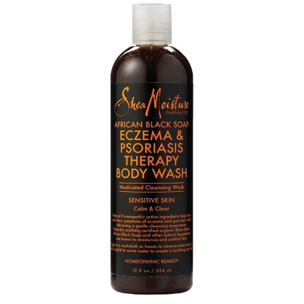 SheaMoisture African Black Soap Eczema & Psoriasis Therapy Body Wash ($8.99)