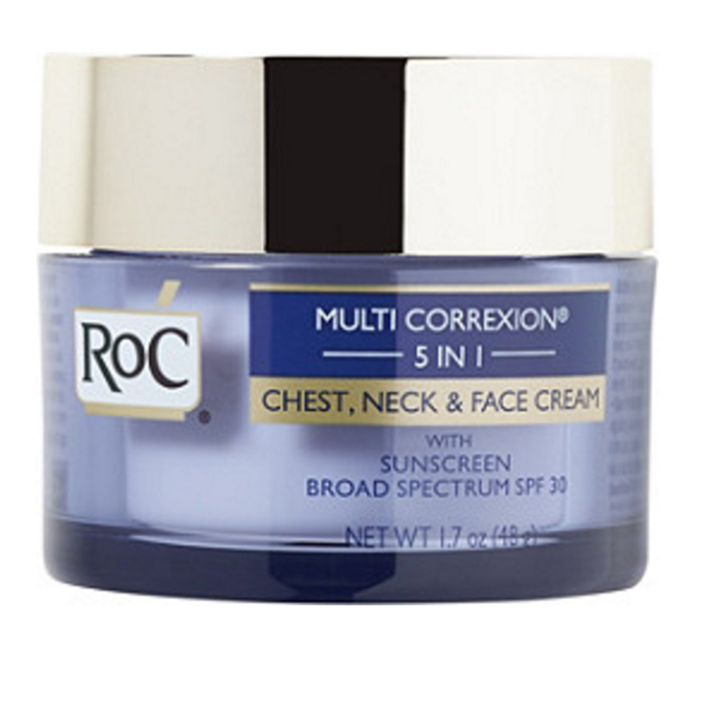 ROC Multi Correxion 5 IN 1 Chest, Neck & Face Cream SPF 30 ($27.49)