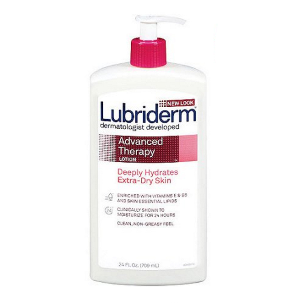 Lubriderm Advanced Therapy Lotion ($8.30)
