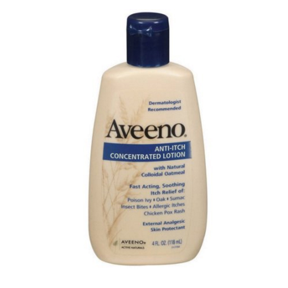 Aveeno Anti-Itch Concentrated Lotion ($5.94)