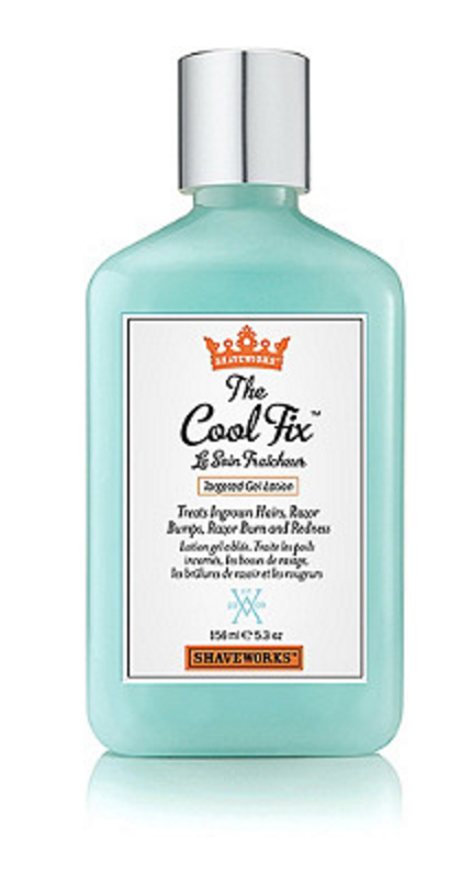 Shaveworks The Cool Fix Targeted Gel Lotion ($26)