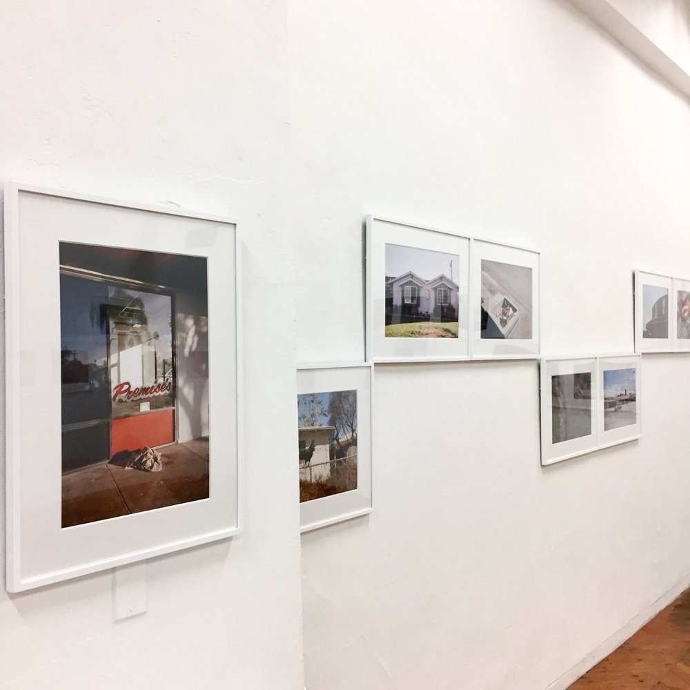 "June 2017, Clint Woodside × Dan Monick Photo Exhibition""Vineland""at VOILLD, Tokyo"