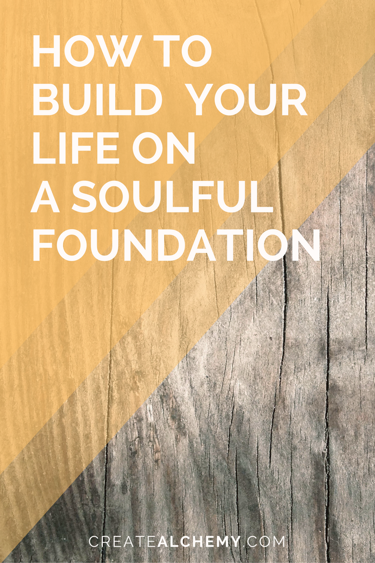 Change your life with an easy and soulful foundation