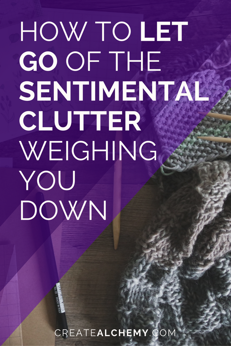 Stop letting false attachments to things you don't even like keep holding you back. You've got so much potential in you, lady! Clear out the clutter so you can see your path! Click to read more!