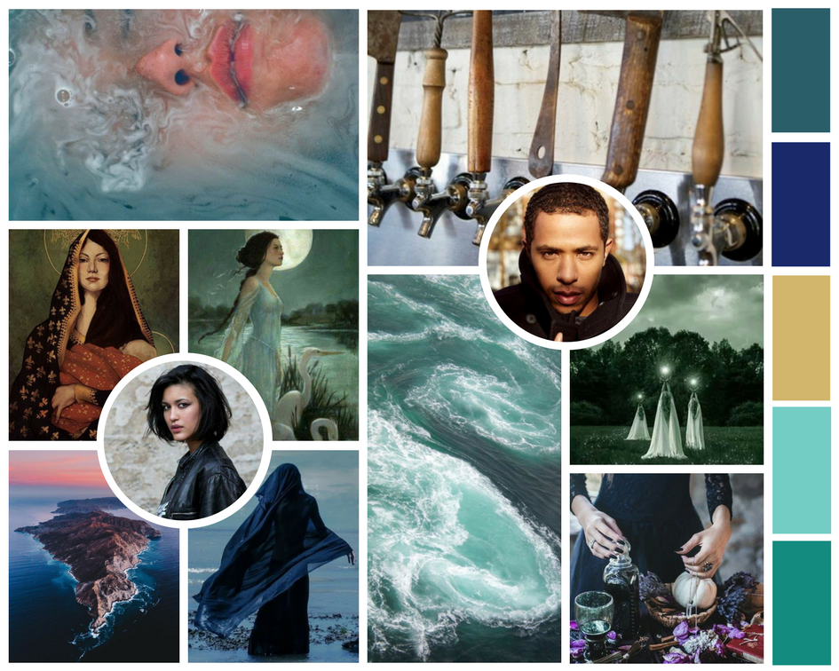 The Sea at Midwinter Aesthetic
