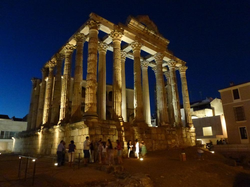 Merida Temple of Diana