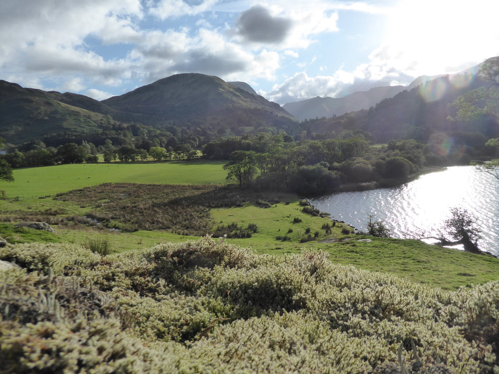 More hiking, now in the Lake District.