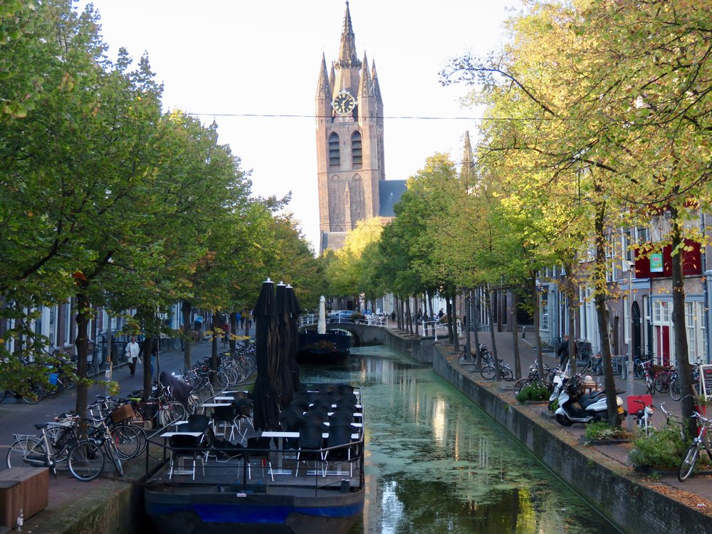 As is our norm, we arrive to our destination, in this case Delft, later in the day to begin our tour.
