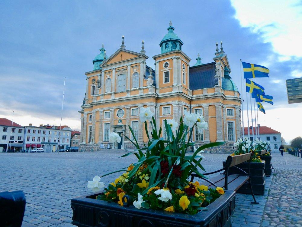 Kalmar cathedral.