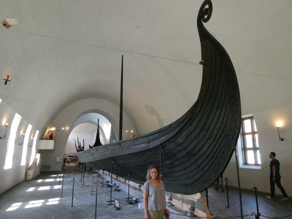 Just one more Viking museum! This museum had some incredibly well-preserved Viking ships that were very much worth seeing.