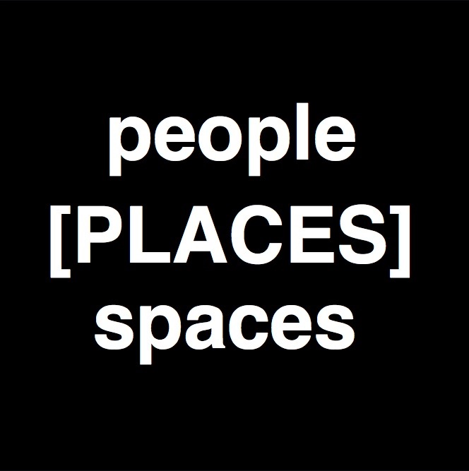 people[PLACES]spaces