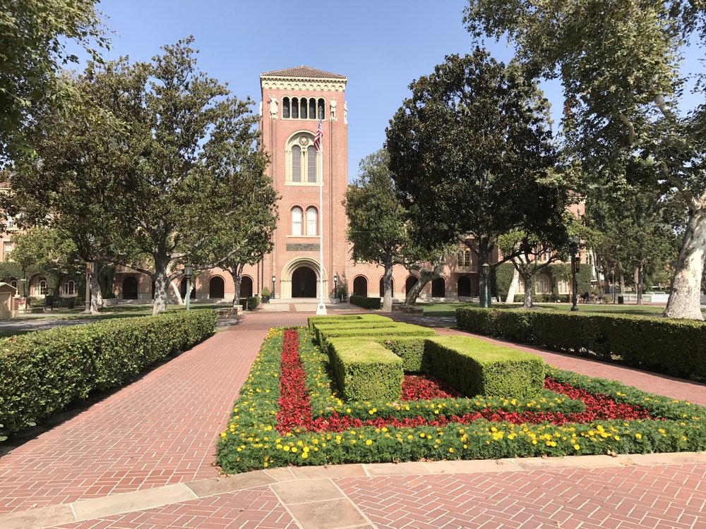 USC Administration Building (Bovard Auditorium)