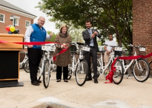 Zagster launches at the University of Maryland