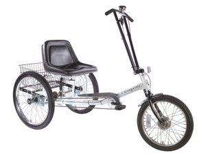 Recumbent Tricycle