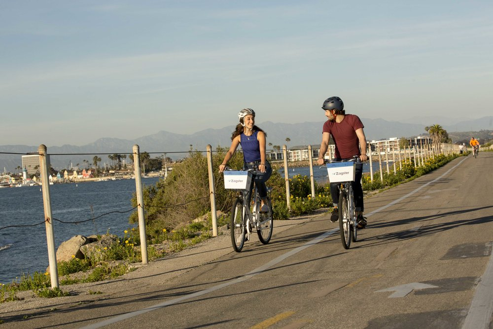 Get a bike share   Solutions for every community   Learn more