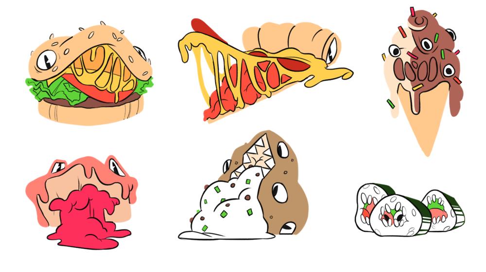 Ferocious Foods