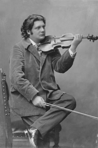 Eugene Ysaye  1858 - 1931
