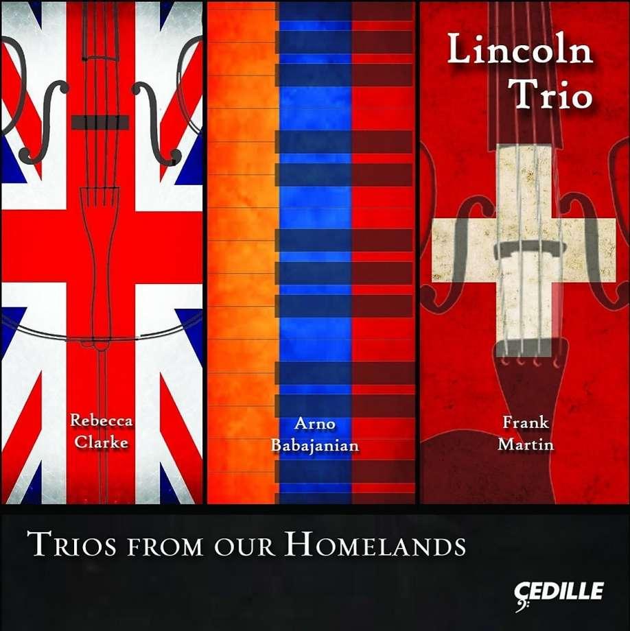Lincoln Trio: Desirée Ruhstrat, violin David Cunliffe, cello Marta Aznavoorian, piano