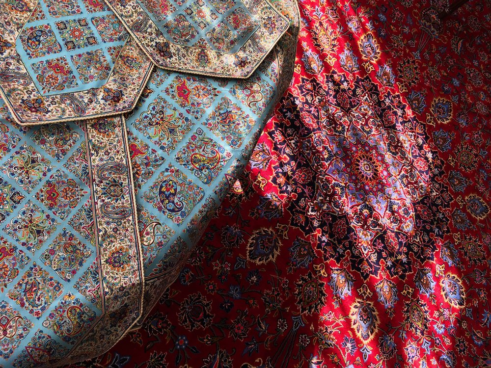 Termeh purchased from Tehran Bazaar.jpg