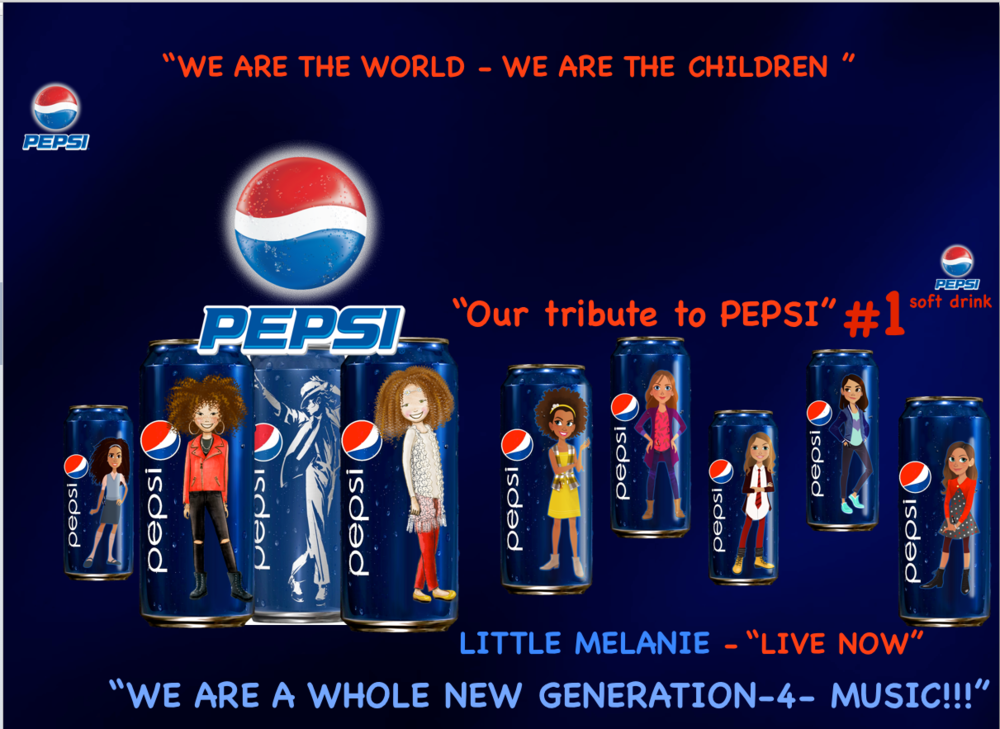 CELEBRATING THE SPICE GIRLS 20 YEARS - AND PEPSI