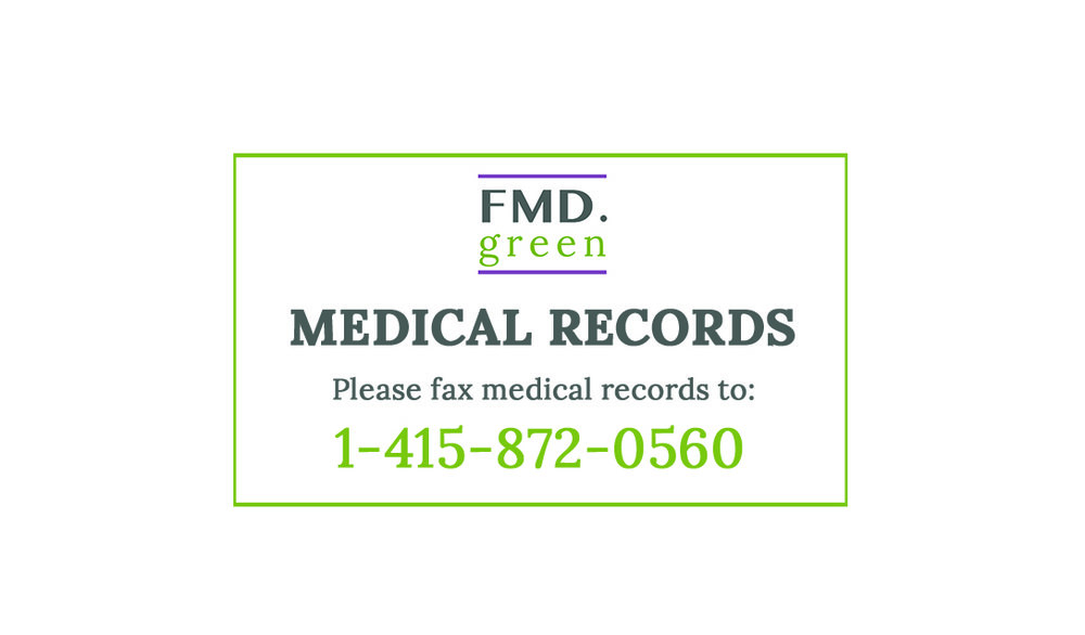 fax records FMD florida marijuana doctors cannabis medical marijuana prescriptions cannabis sativa indica sensemilla