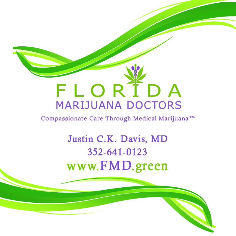 Florida Marijuana Doctors Cannabis Treatment in Gainesville Florida