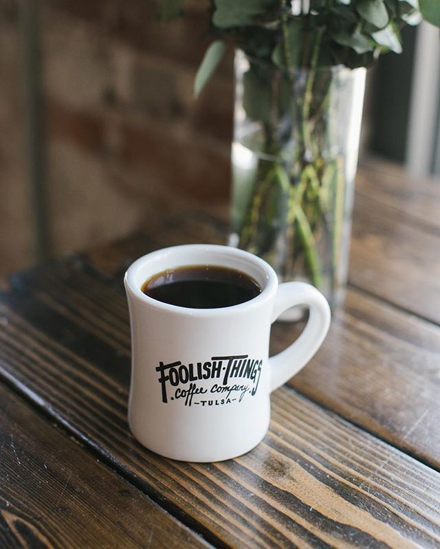 Back to work tomorrow. Anyone know what day of the week it is? All we know is it's 2019 and we are so thankful for another year of business downtown, a new location, and all the coffee our hearts desire. See ya tomorrow. . . . #foolishcoffee #coffee #coffeeshop #tulsacoffee #downtown #downtowntulsa #shoplocal