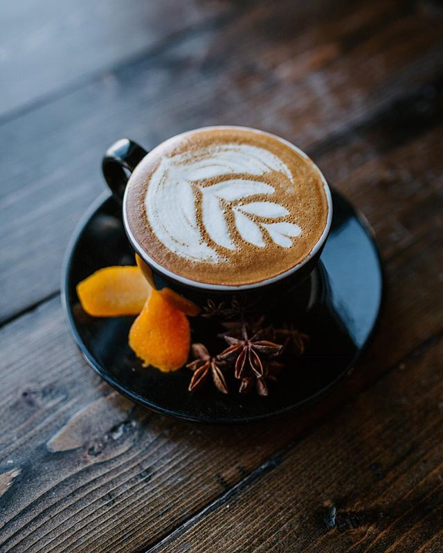Hello, spring! What type of lattes do you dream of? Maybe we'll make those dreams come true. . . . #foolishcoffee #coffee #coffeeshop #tulsacoffee #downtown #downtowntulsa #shoplocal