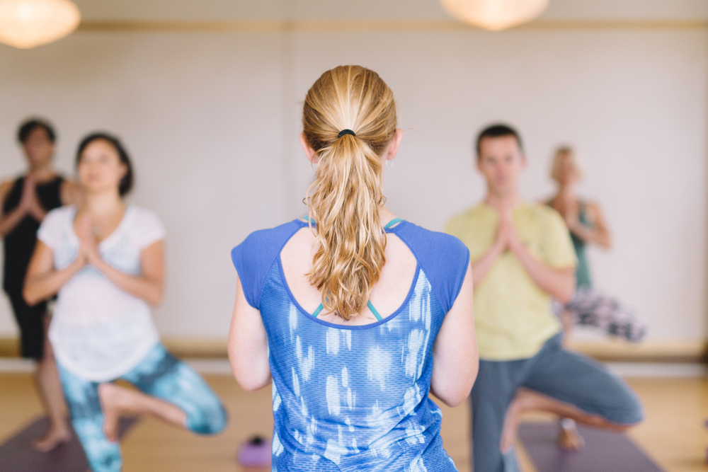 MORE THAN 20 YOGA CLASSES LED BY OUR WONDERFUL TEAM OF TEACHERS