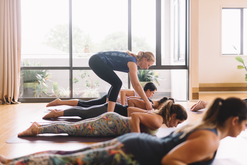 WE OFFER BEGINNERS COURSES IN YOGA & MEDITATION