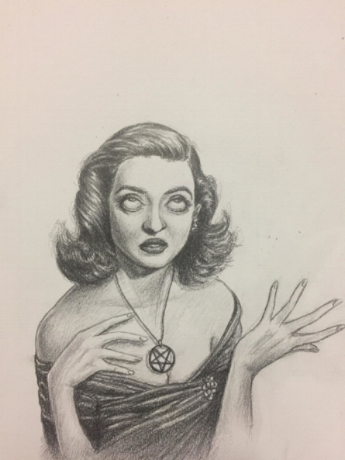 Bette Davis / Cimpoe Gallery