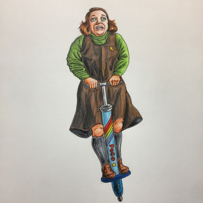 Annie Wlikes! Cimpoe Gallery