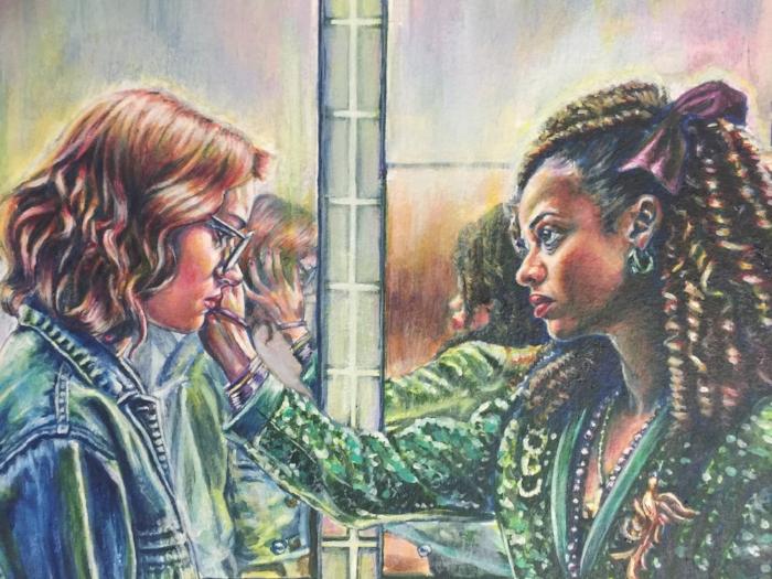 Black Mirror Cimpoe Gallery