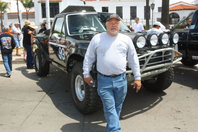 AZ Off-Road Swap Meet Ambassador, Curt LeDuc