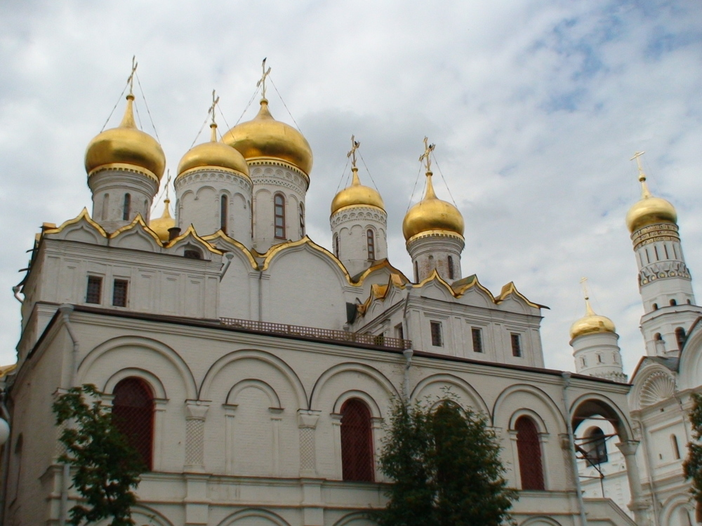 Cathedral of the Annunciation, the Kremlin