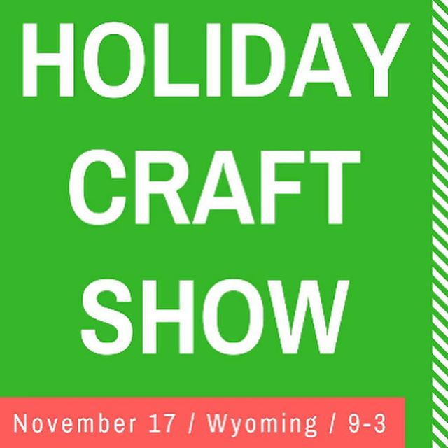 Can't get enough of Woven Hearts of Hope? Well you're in luck! We will be at the Holdiay Craft Show Nov 17 9-3! Get all your #christmasshopping done in one place with a #giftthatgivesback! Find us! 👉HSB Inc 5625 Burlingame Ave SW, Wyoming, MI